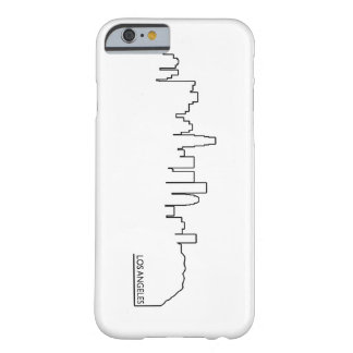 Los Angeles cityscape Barely There iPhone 6 Case