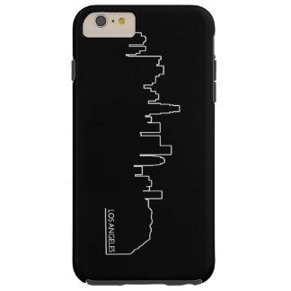Los Angeles cityscape Tough iPhone 6 Plus Case