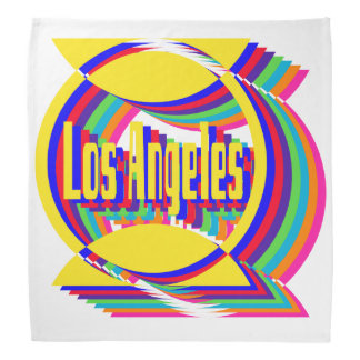 Los Angeles Color Combo 1 Bandana