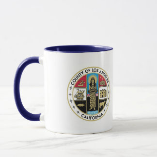 Los Angeles County (California) Mug