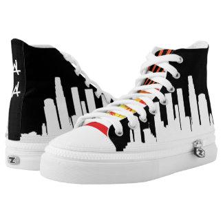 Los Angeles Custom Shoes