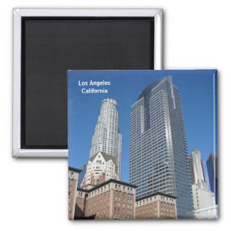 Los Angeles Downtown Magnet! Magnet