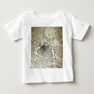 Los Angeles Downtown Streets and Buildings Vintage Baby T-Shirt
