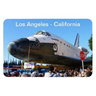 Los Angeles/Endeavour Premium Flexi Magnet! Magnet