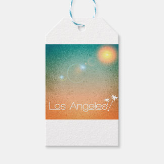 Los Angeles Gift Tags