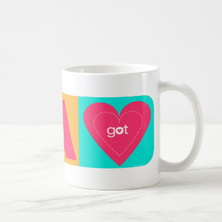 Los Angeles got Heart. Coffee Mug