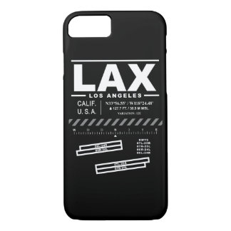 Los Angeles International Airport LAX iPhone Case