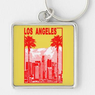 Los Angeles Keychain