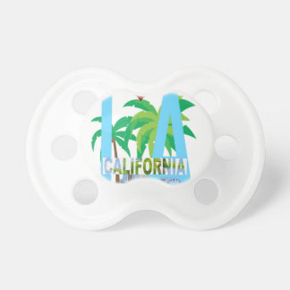 los angeles  l a california city usa america baby pacifiers