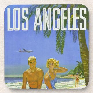 Los Angeles Love Drink Coaster