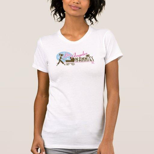 Los Angeles Nannies Camisole T-shirt