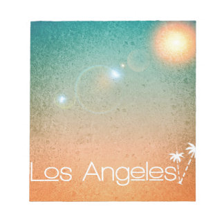Los Angeles Notepad