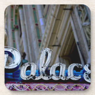 Los Angeles Palace Theater Marquee Coaster