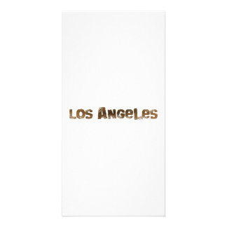 Los Angeles Photo Greeting Card