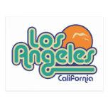 Los Angeles Post Card