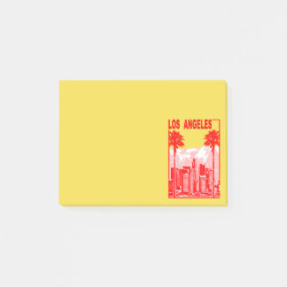 Los Angeles Post-it Notes