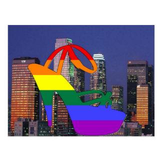 Los Angeles Pride Postcard