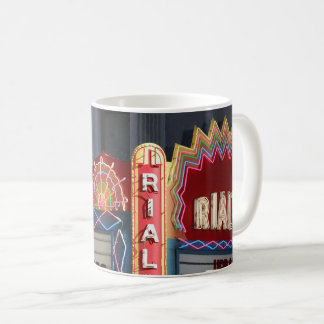 Los Angeles Rialto Theater Marquee Photo Mug