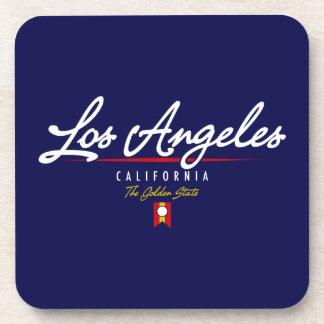 Los Angeles Script Drink Coasters