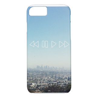 Los Angeles Skyline - California iPhone 8/7 Case