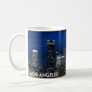Los Angeles Skyline Coffee Cup