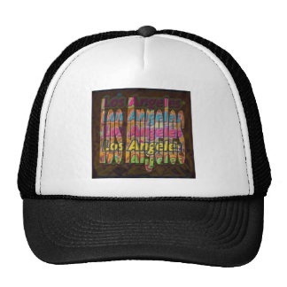 Los Angeles Sparkle Hat