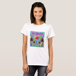 Los Angeles Summer Love T-Shirt