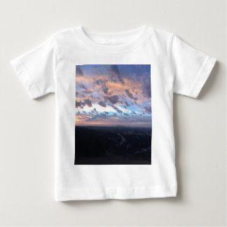 Los Angeles Sunrise off Mulholland Dr Baby T-Shirt