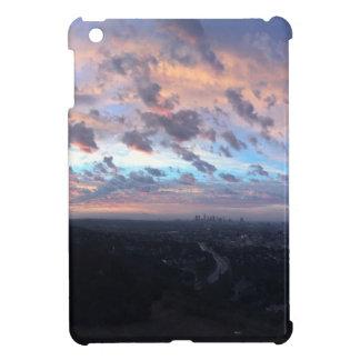 Los Angeles Sunrise off Mulholland Dr iPad Mini Cases