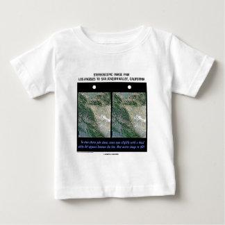 Los Angeles To San Joaquin Valley, California Shirt