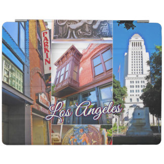 Los Angeles Travel Photos iPad Cover