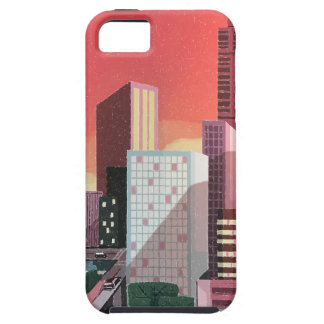Los Angeles Vintage Travel iPhone 5 Cover