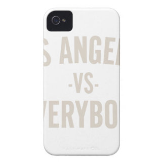 Los Angeles Vs Everybody Case-Mate iPhone 4 Case