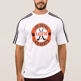 Los Gatos Field Hockey Mens Addidas Shirt