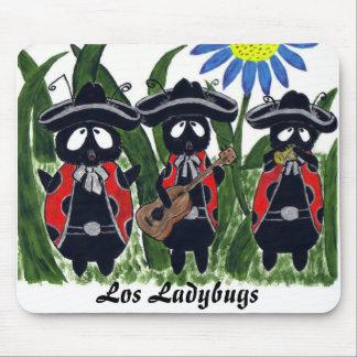 Los Ladybugs Mousepad