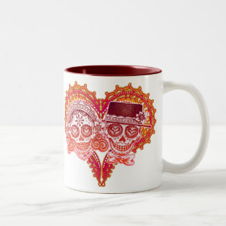 Los Novios - Day of the Dead Mug