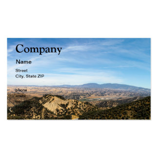 Los Padres National Forest Pack Of Standard Business Cards