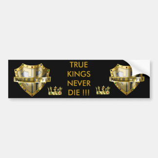 LOS SUPER REYES BUMPER STICKER