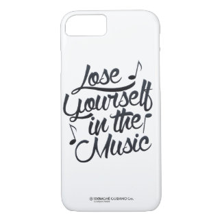 Lose Yourself in the Music iPhone 7 case