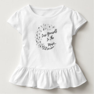 Lose Yourself In The Music.. Toddler T-shirt
