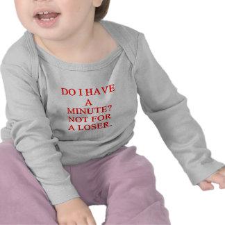 LOSER joke Tee Shirts