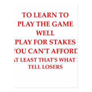 losers postcard