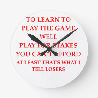losers round clock