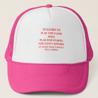 losers trucker hat