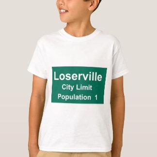Loserville City Limit T-Shirt
