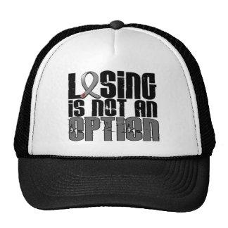 Losing Is Not An Option Diabetes Trucker Hat