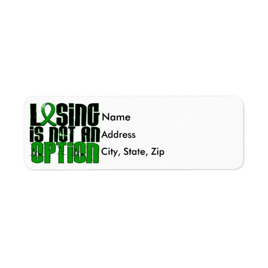 Losing Is Not An Option Gastroparesis