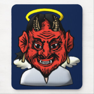 Losing Religion Mouse Pad