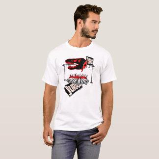 LosMoyas T-rex Barbecue T-Shirt