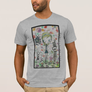 LOST ALICE t-shirt by dr. krinkles